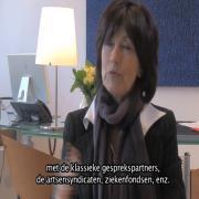 Exclusief op MediPlanetTV voor de artsen: Laurette Onkelinx kijkt vooruit naar 2014